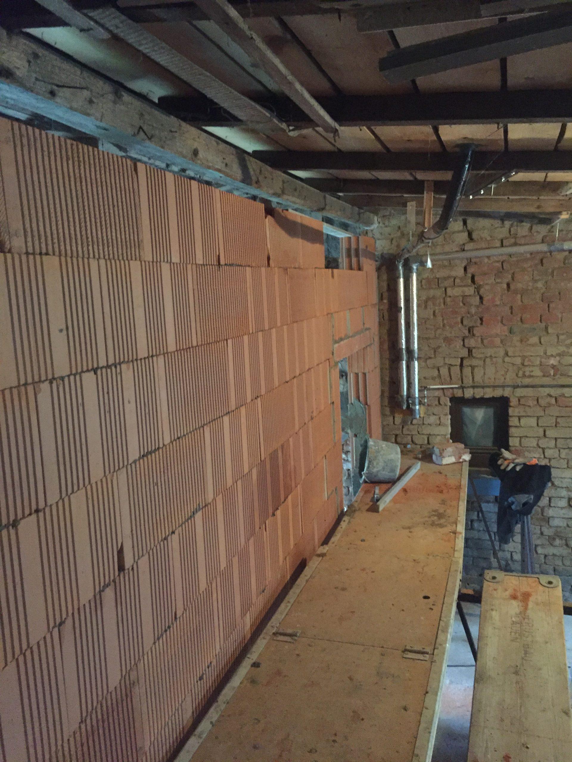 Projekt: Innenausbau und Putzarbeiten in Auerbach